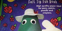 Dorothy the Dinosaur Felt Tip Fun Book