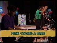 HereComesABear-ConcertSongTitle