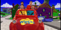 In the Big Red Car We Like to Ride