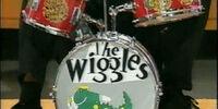 Wiggly Drum Set
