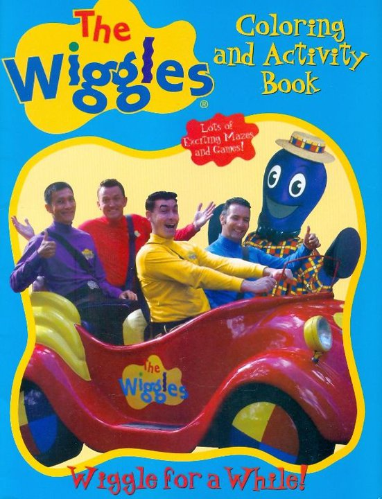 wiggle for a while
