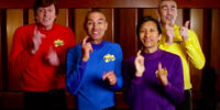 The Wiggles in Hot Potato Studios
