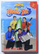 The Wiggles Wiggle Bay 2005 Re-release USA DVD