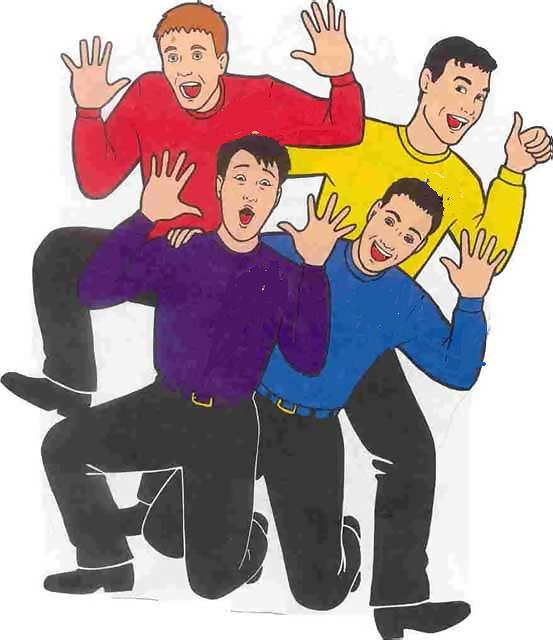 The Wiggles Wiggly Party Wiki Fandom Powered By Wikia