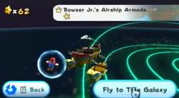 Bowser Jr.'s Airship Armada