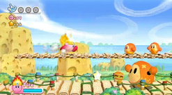 KRtDL Puppet Waddle Dee in Cookie Country