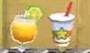 KRtDL Food-Orange Drink and Soda Cup