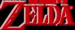 The Legend of Zelda series (logo)