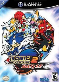 Sonic adventure Battle
