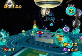 Space Junk Galaxy PSP 3