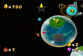Space Junk Galaxy PSP 2