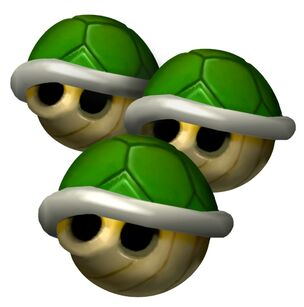 Mkdd triple green shells-1-