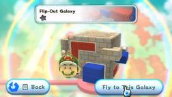 FlipOutGalaxy