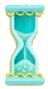 KEY Hourglass sprite