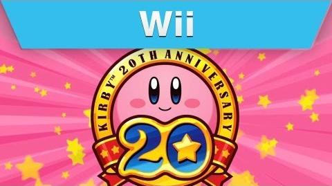 Wii - Kirby's Dream Collection Teaser Trailer-0