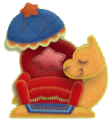 KEY Camel Sofa sprite