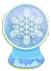 KEY Snow Globe sprite