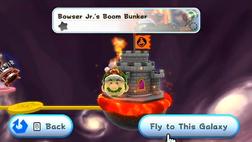 Bowser Jr.'s Boom Bunker