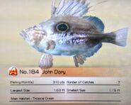 John Dory Book Page