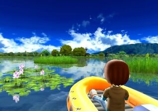Fishing resort wii 2-1-