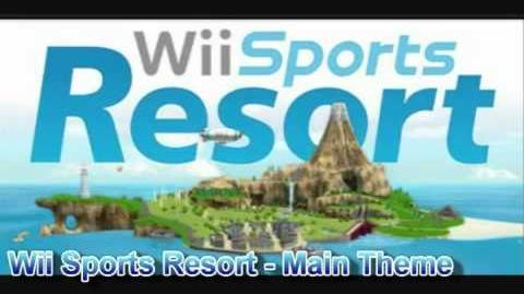 Wii Sports Resort/Soundtrack