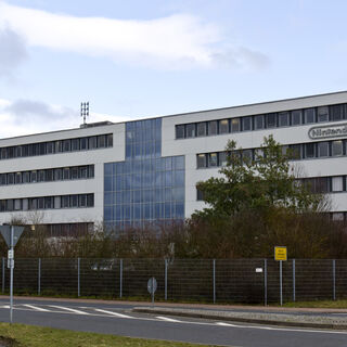 Nintendo of Europe headquarter, in Germany