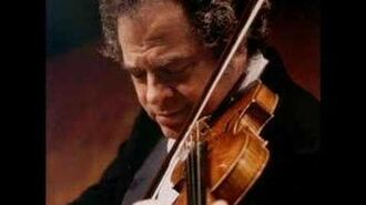 Itzhak Perlman-Violin Concerto in A minor,RV 356 Op 3 No 6