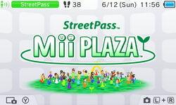 Streetpass Mii Plaza Diorama