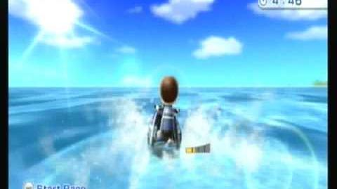 Wii sport resort whale hunting