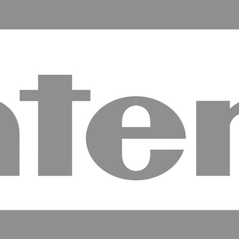 The current logo (2006-present).
