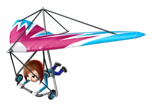 File:Pilotwings Resort - Hang Glider.png