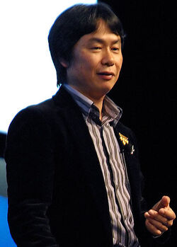 Shigeru Miyamoto GDC 2007