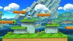 SSB4 Super Mario Bros. U