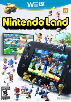 Nintendo Land box artwork