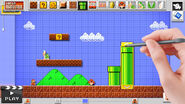 Mario Maker Screenshot 1