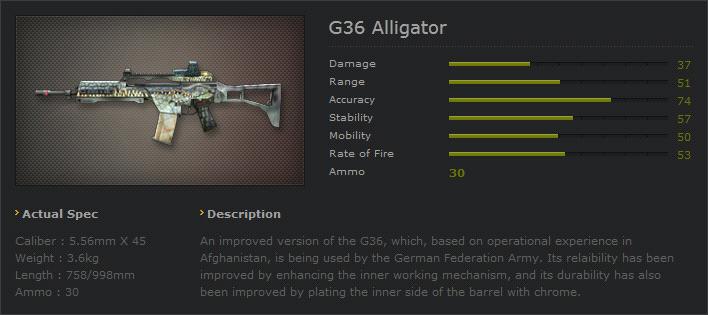 Ava g36alli