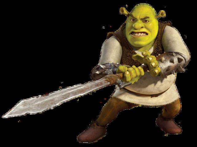 File:Shrek Sword .png