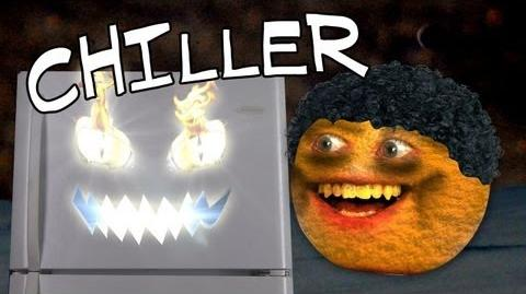 Annoying Orange - Chiller (Thriller Parody)
