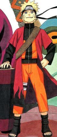 NarutoUzumakiPartIIKishimoto