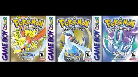 Pokémon Gold Silver Crystal - Music - Kanto Wild Pokémon Battle
