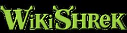 File:WikiShrek-wordmark (backup for Holloween).png