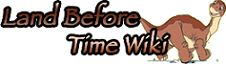 File:The Land Before Time wordmark.png