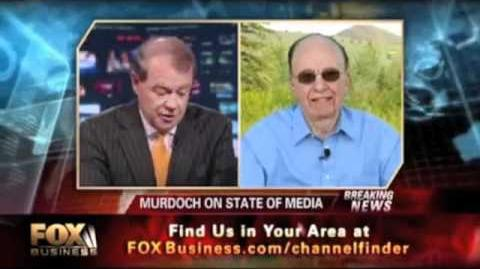 Murdoch smacks down Fox News anchor for mentioning hacking scandal