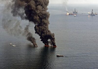 Oil-and-gas-are-burned-near-the-BP-Deepwater-Horizon-spill 1