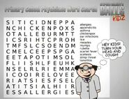 DiseaseWordSearch