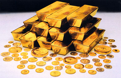 File:Gold bar gold coin.jpg