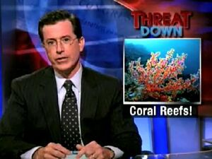 Coral Reefs Threat