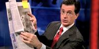 The Colbert Report/Episodes/EpGuide/Episode 313