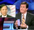 The Colbert Report/Episodes/EpGuide/Episode 322