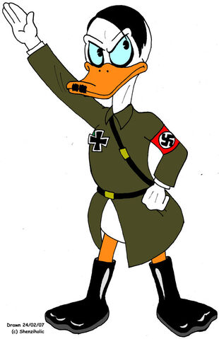 File:Adolf Hitler as a duck by Shenziholic.jpg